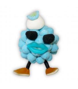 Big Bisou bleu à la Framboise