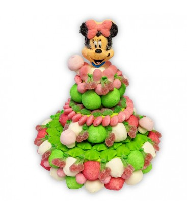 Pièce Montée bonbons Minnie