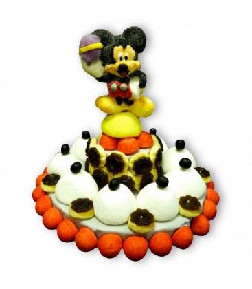 Petite tarte Mickey