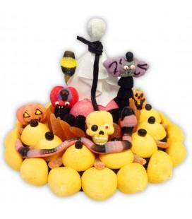 Gâteau de bonbons Halloween