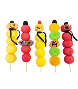 La Symphonie Fantastatique - brochettes d'halloween