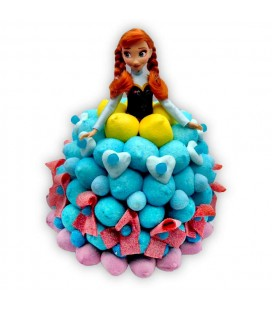 Anna D'arendelle - Princesse en bonbons