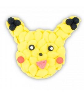 Gâteau Pikachu en bonbons