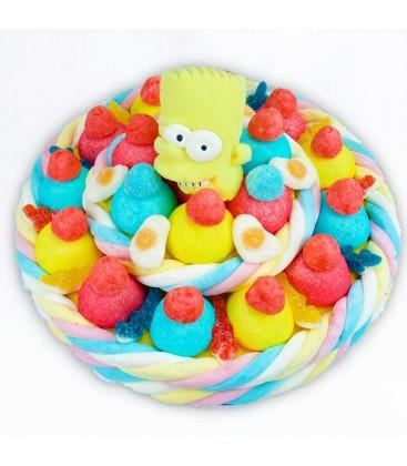 Tarte Bart Simpson