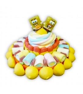 Gâteau Bob l'éponge