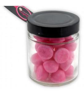 Le pot Aurose - Bonbonnière de Tagada pink