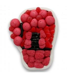 Gant de boxe - composition de bonbons