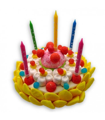 Le citronnier des quatre saisons - gâteau d'anniversaire personnalisable.