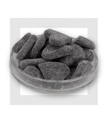 Cœur réglisse sucre - bonbons sucrés à la réglisse