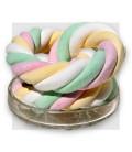 GUIMAUVE TRESSEE Olympic _ confiserie pour gâteau de bonbons