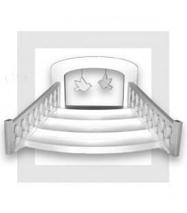 Le Grand Escalier - présentoir pour Candy-bar ou traiteur