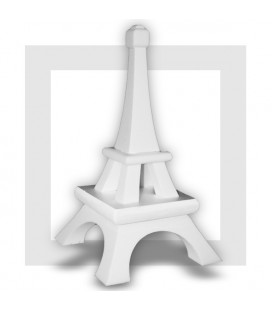 La tour Eiffel 3D en polystyrène