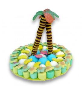 gâteau de Robinson Crusoé