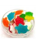 Les tortues gélifiées multicolores FINI