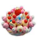 Le petit BULGARI-gâteau de bonbons