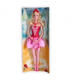 La Poupée Barbie porte une Mini-jupe