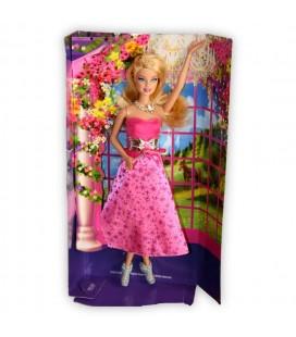 Portrait de Poupée Barbie