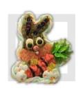 PANPAN en bonbon et sa carotte