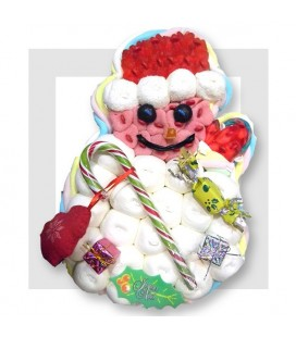 SNOWMAN en bonbons