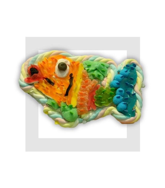 Nemo composition de bonbons animaux - Comptoir poisson exotique ...