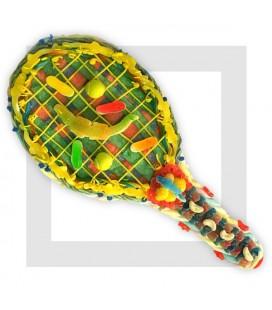 MARION raquette de tennis en forme de composition de bonbons
