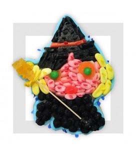 CABOSSE composition de bonbons pour Halloween