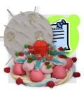 Le KIT pour Gâteau de bonbons N°1
