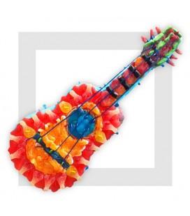 DJANGO la guitare en bonbons