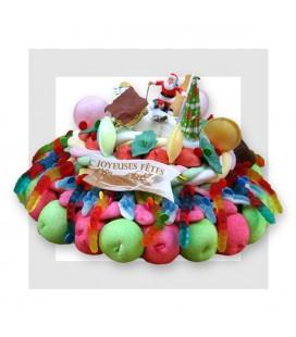 MEGEVE gâteau de bonbons