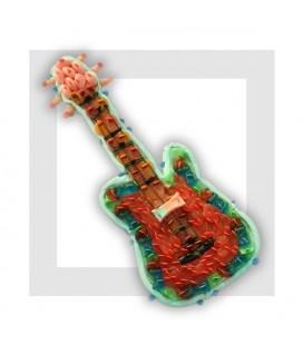 ELVIS guitare en bonbons