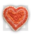 TAGADA coeur en bonbons