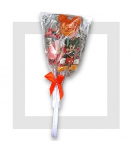 BOUQUET DE SUCETTES DISNEY d'Halloween