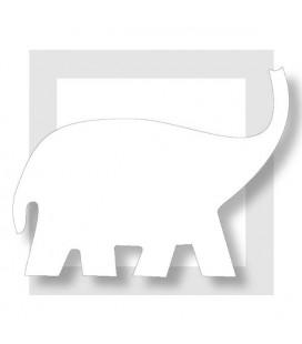 ELEPHANT EN POLYSTYRENE