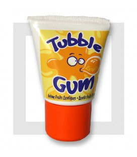 TUBBLE GUM FRUITS EXOTIQUES