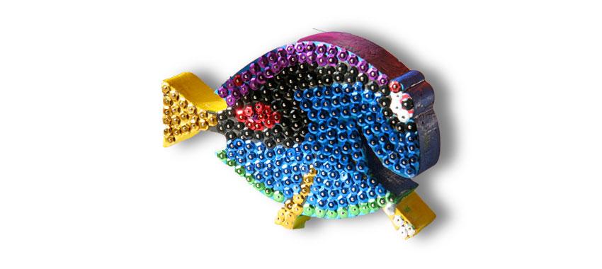 Dory polystyrène + sequin