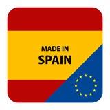 Fabriquée en Espagne