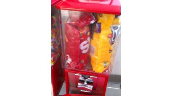 Skittles ou M&M's