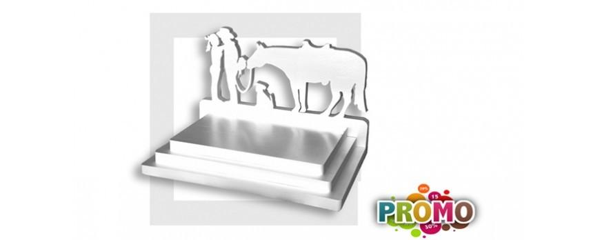 A propos des présentoirs en polystyrène